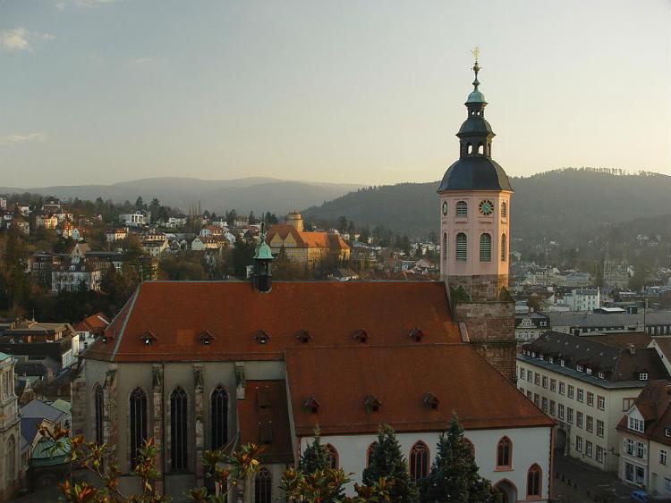 Baden-Baden, aguas termales y descanso de lujo